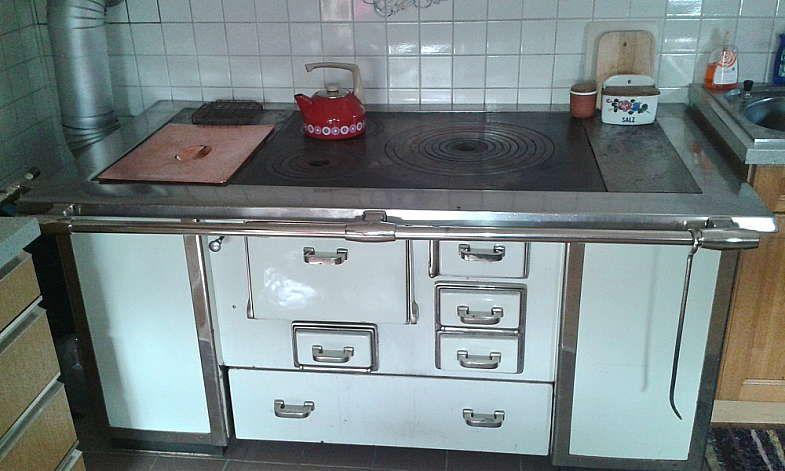 Imperial Küchenofen : Küchenhexe omas küchenherd holzherd wood stove herd ofen