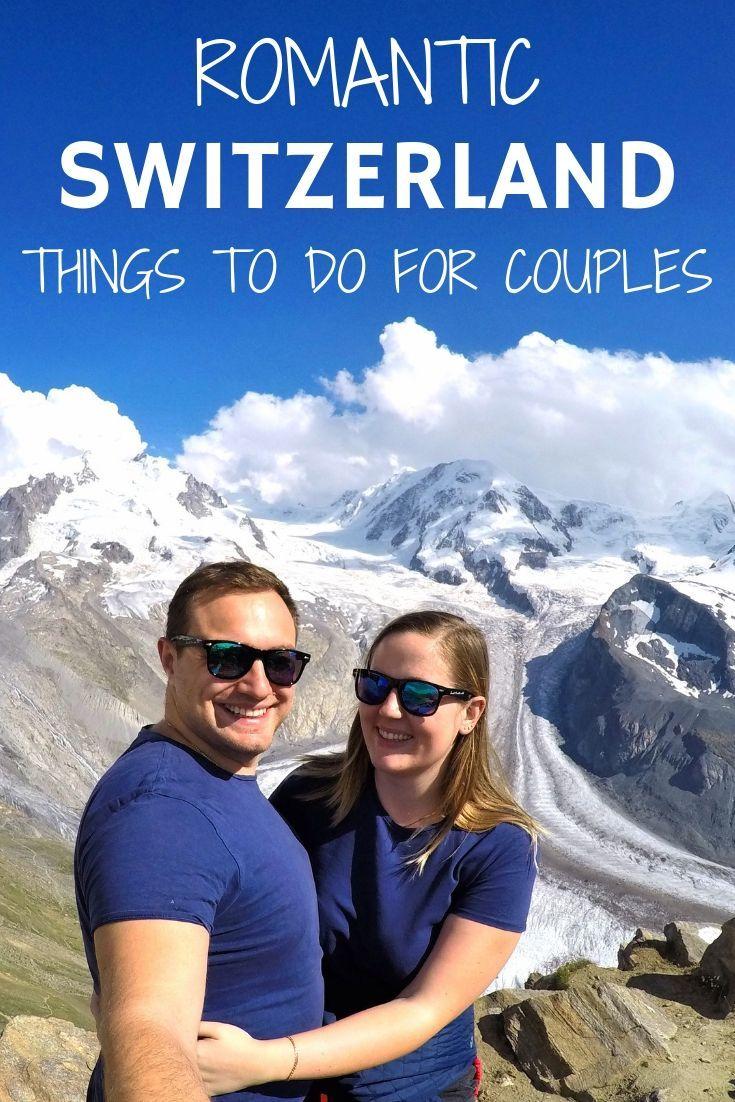 Romantic Switzerland Honeymoon Destinations