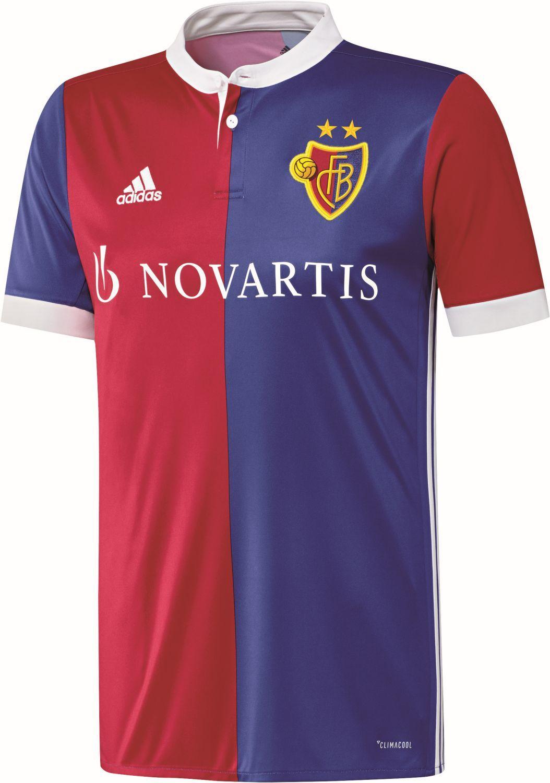 camisa do Basel FC  6c211908b1b29