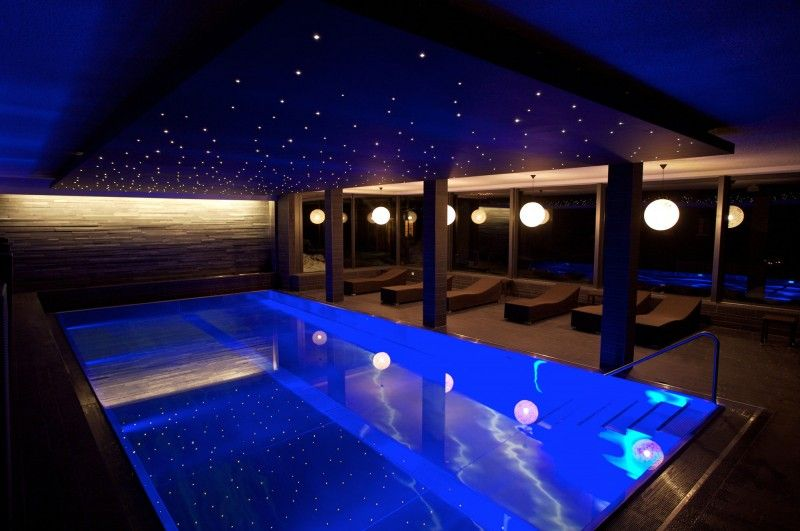 The Cambrian Hotel by Peter Silling & Associates | Indoor pools ...