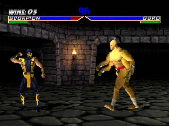 mortal kombat online games free to play