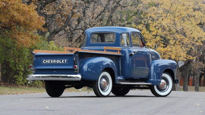 1953 Chevrolet 3100 5 Window Pickup 3 Vintage Trucks Chevy Chevrolet 3100 Chevrolet