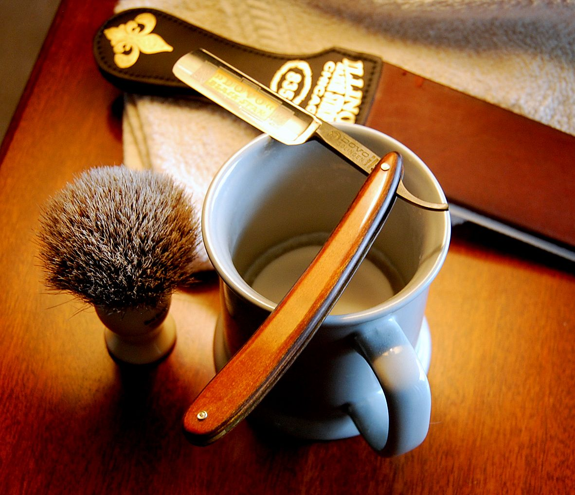 Straight razor shaving for beginners straight razor straight straight razor shaving my way of meditating sure i can shave with a modern baditri Image collections