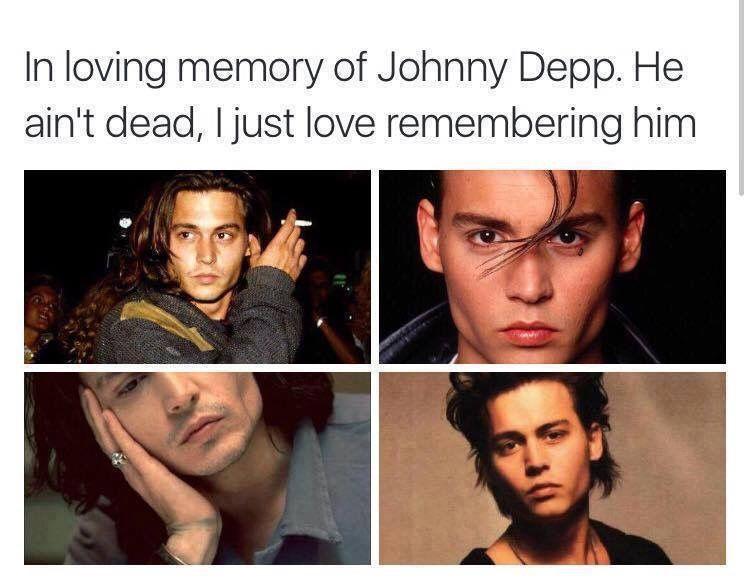 Ahh Johnny Depp😍😍