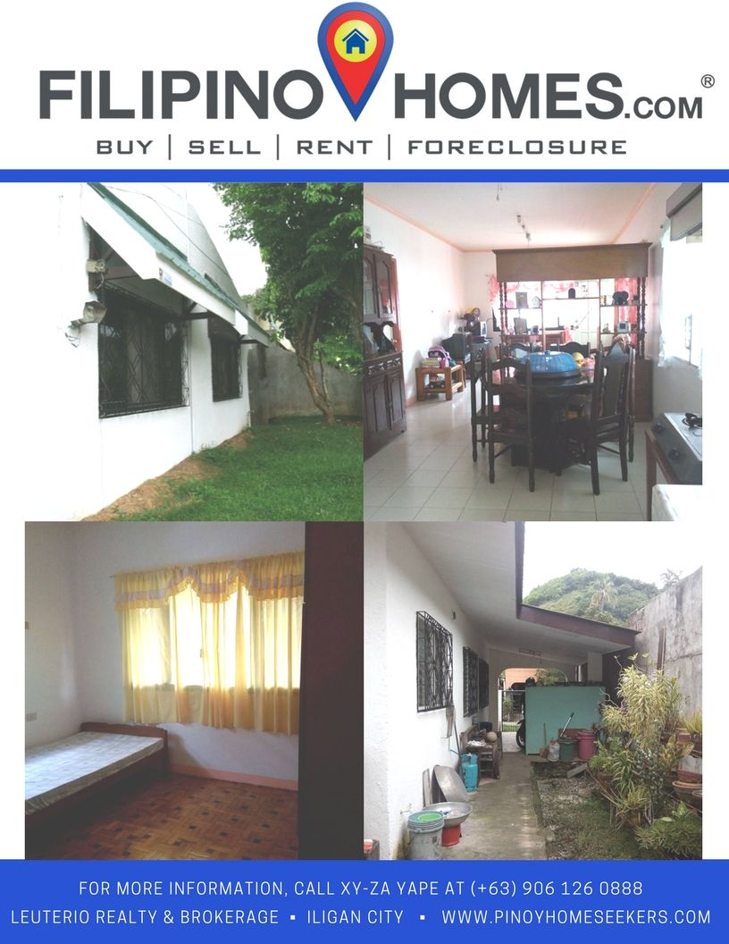 This Property Is For And Available In Iligan City See Complete Details Here
