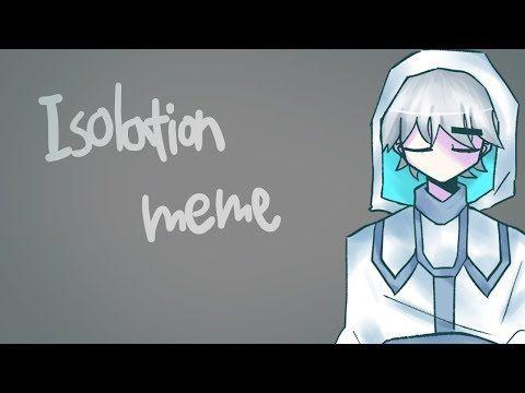 겨울신화 각별님으로 Isolation meme // Aviutl YouTube 2019