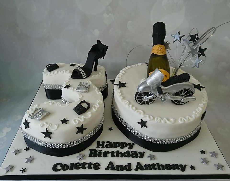 number 30 birthday cake Adult number cakes Pinterest 30th