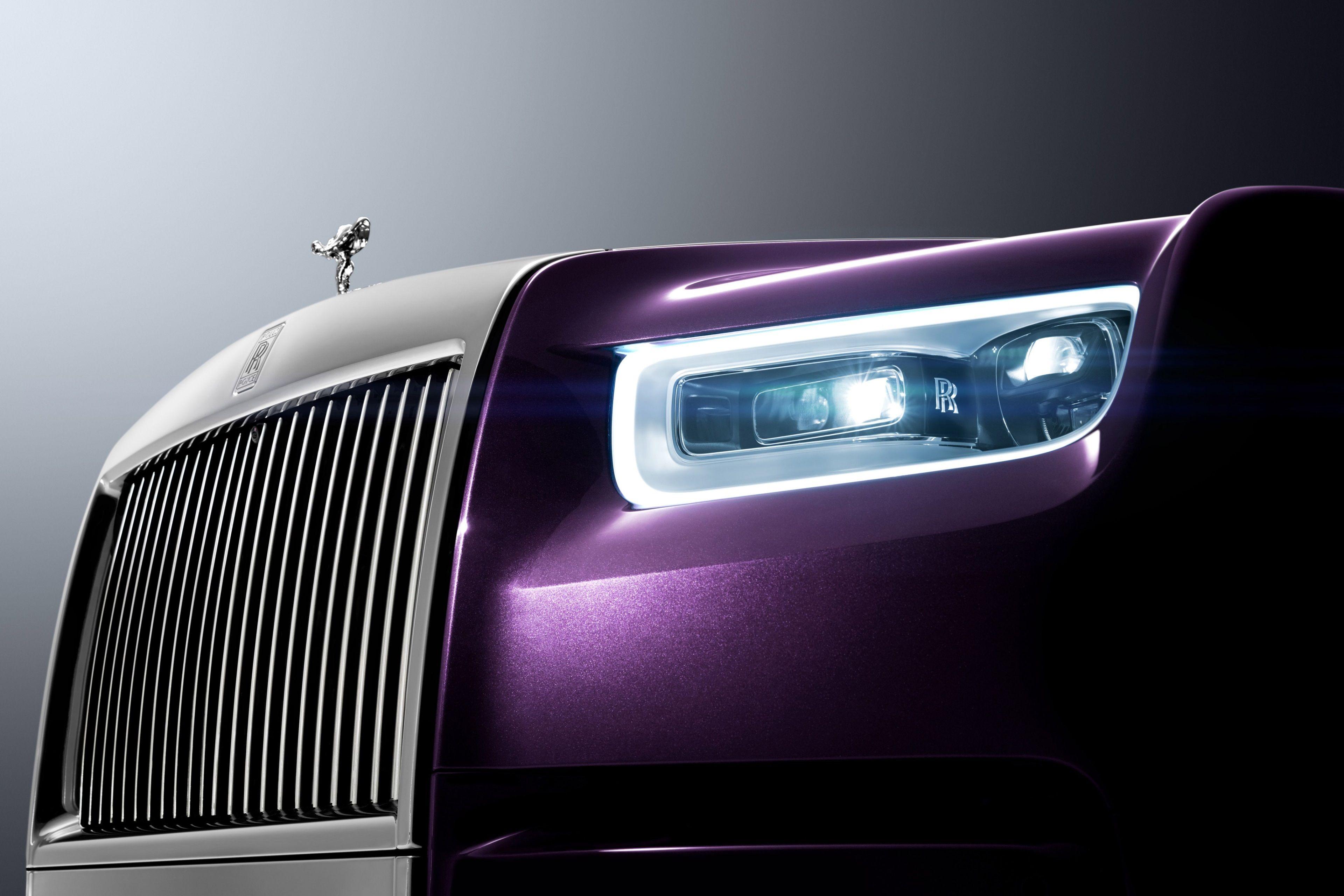 3840x2561 Rolls Royce Phantom Ewb 4k Desktop Hd Wallpaper