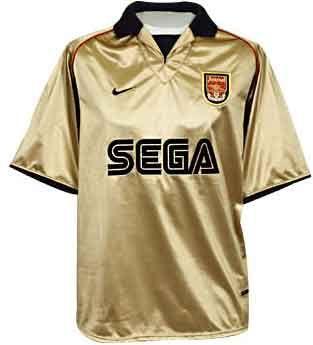 6c2c18111 Favorite Arsenal Kit