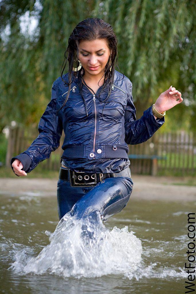 #93.4 | Fashion, Wet clothes, Photo