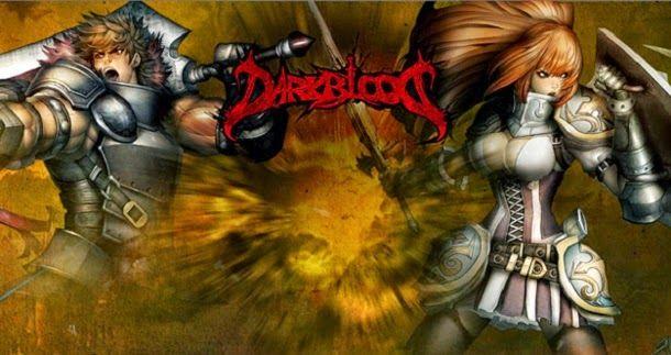 Entre nas batalhas emocionantes de Dark Blood Online