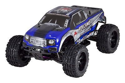 nice Volcano EPX 110 Scale Electric Brushed Redcat Racing Remote Control Truck Blue - For Sale Check more at http://shipperscentral.com/wp/product/volcano-epx-110-scale-electric-brushed-redcat-racing-remote-control-truck-blue-for-sale/