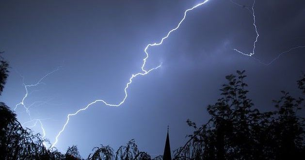 Lottogewinner wurde schon einmal von einem Blitz getroffen