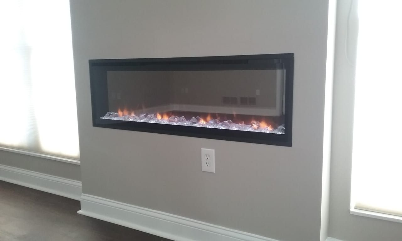 Dimplex Ignite Xl 50 Linear Electric Fireplace Xlf50 Dimplex Electric Fireplace Built In Electric Fireplace Double Sided Electric Fireplace
