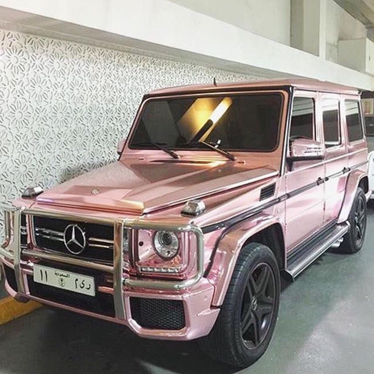 Mercede Metallic Pink Jeep Lux Life Luxury Cars Mercedes G Cars