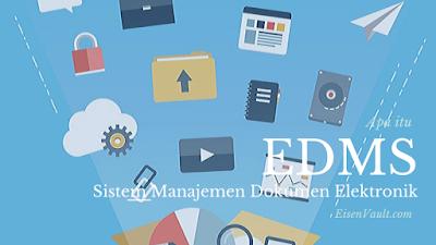 Apa itu EDMS? in 2020 | Document management system, Itu, Apa