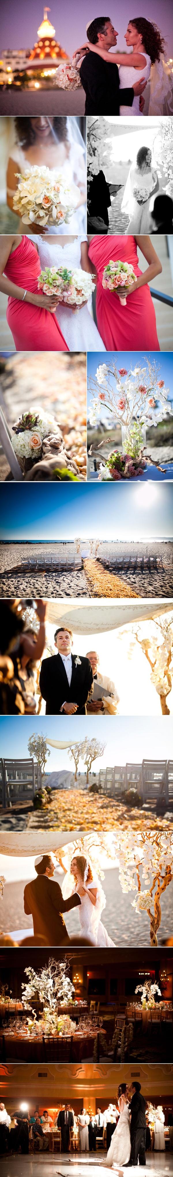 Ceremony at beach