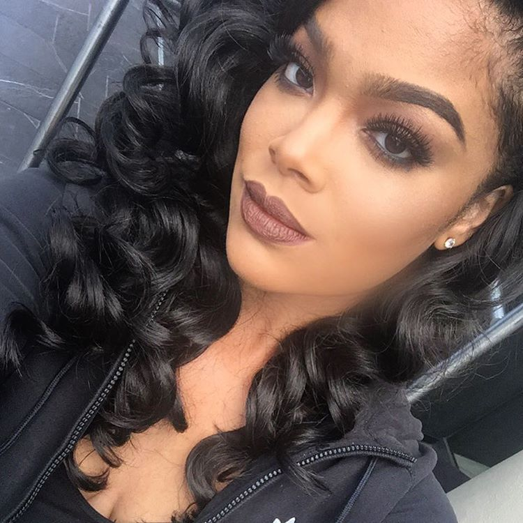 Why Isnt Mehgan James On Bbwla Makeup Contouring Brows And Contours