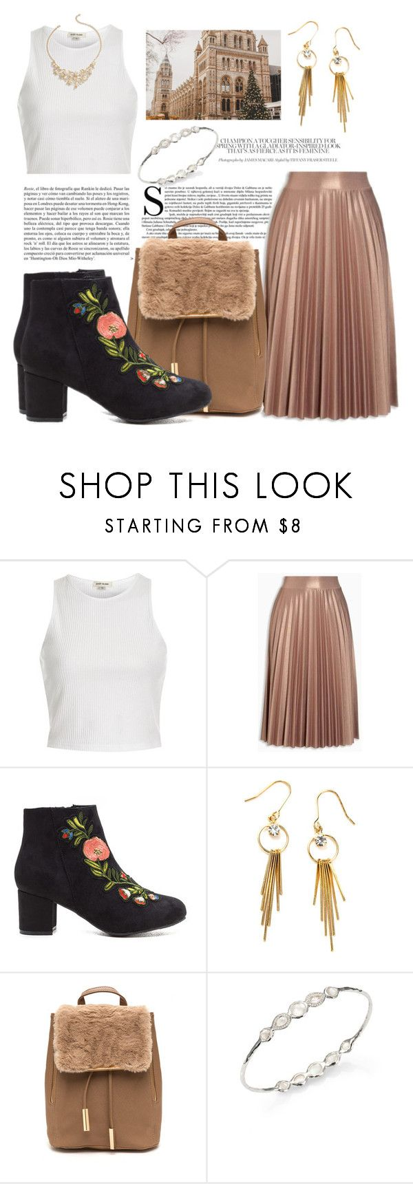 """Untitled #521"" by coffeegirl233 ❤ liked on Polyvore featuring River Island, Whiteley, Ippolita and Talbots"