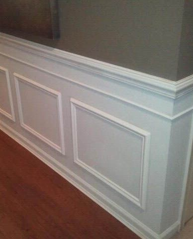 Diy Wainscoting A Step By Step Guide For Beautiful Results Diy Wainscoting Faux Wainscoting Wainscoting Styles