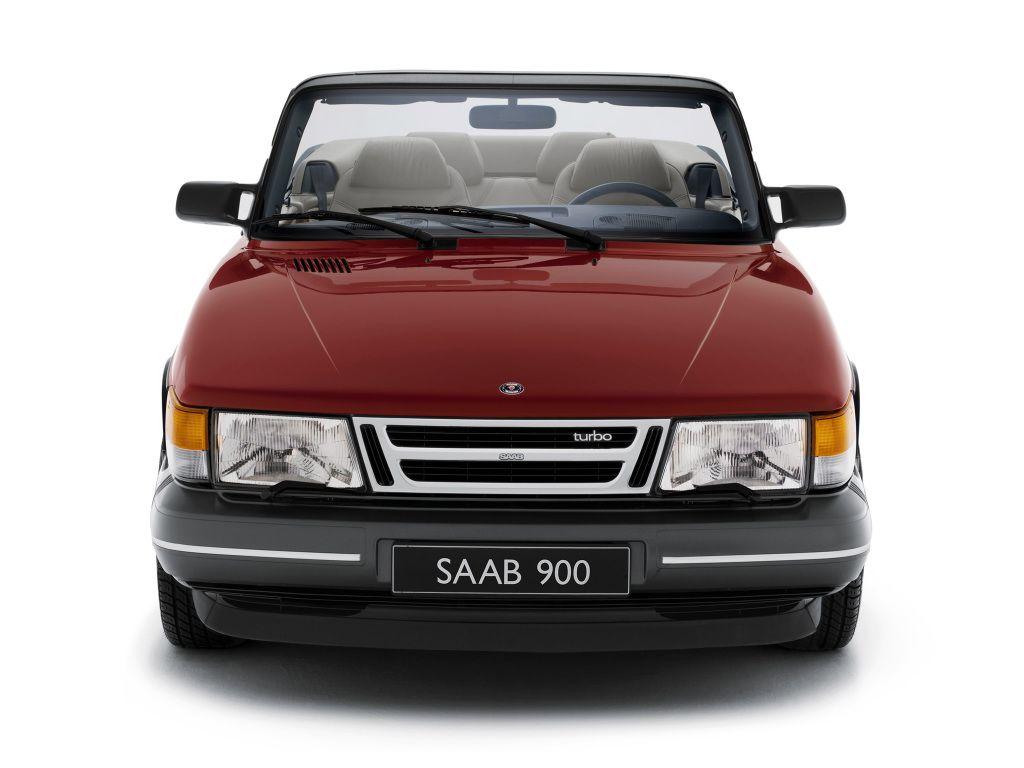 Saab 900 Turbo Convertible 1987 93 Saab 900 Saab 900 Convertible Saab Automobile