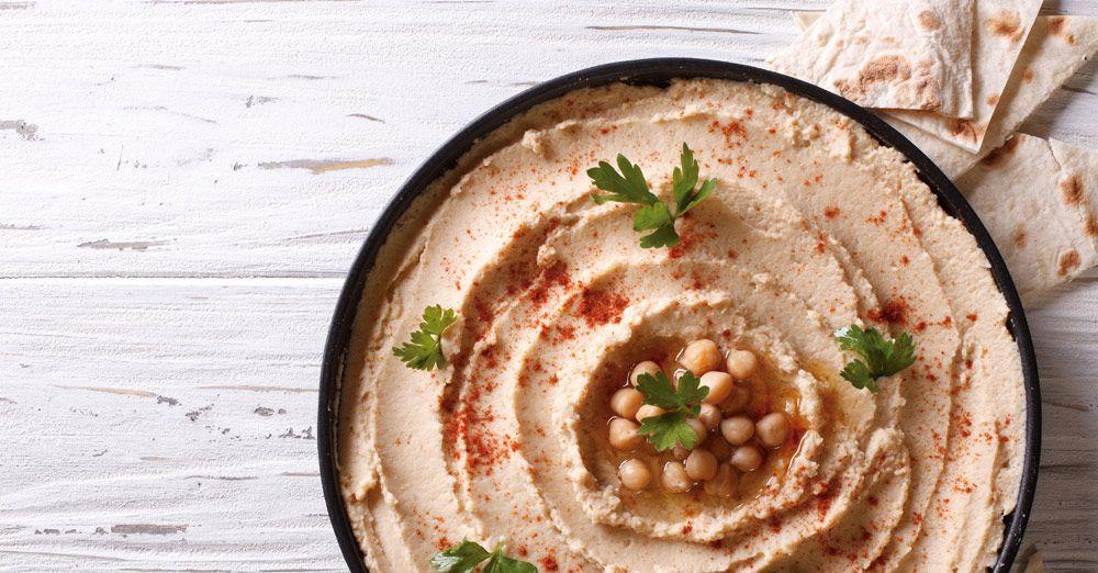 Receta De Hummus Con El Robot De Cocina Kcook Multi De