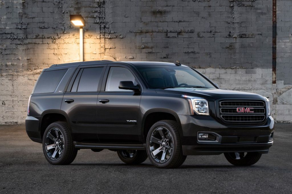 Gmc Has Added A Splash Of Darkness And A Dose Of Performance To