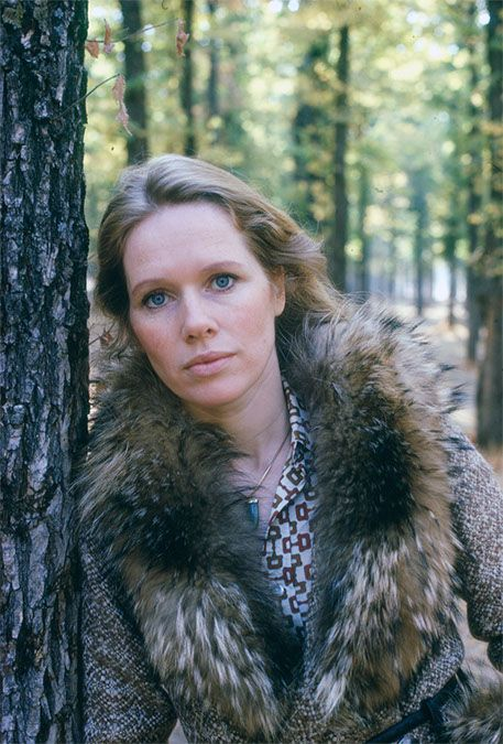 liv ullmann biography