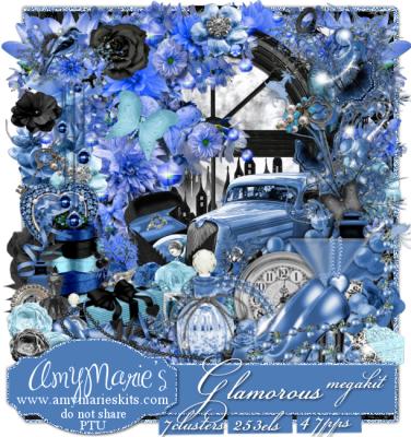 AmyMaire: PTU Glamorous Mega Kit