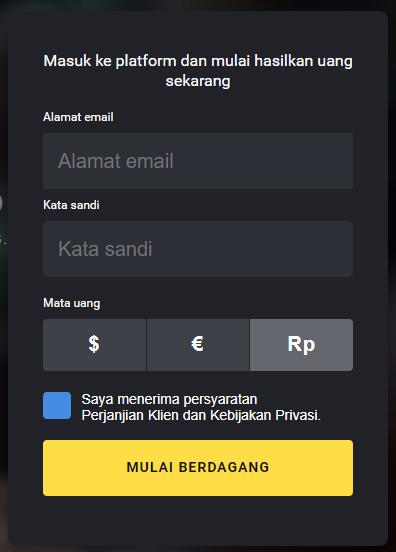 Binomo Biz Pandora Screenshot Lockscreen Screenshot Trading