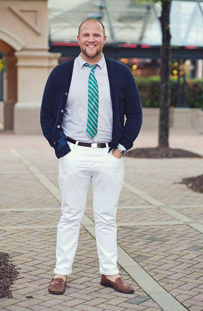Conseils comment s habiller quand on est un homme fort ou corpulent homme gros surpoids - Comment s habiller classe homme ...