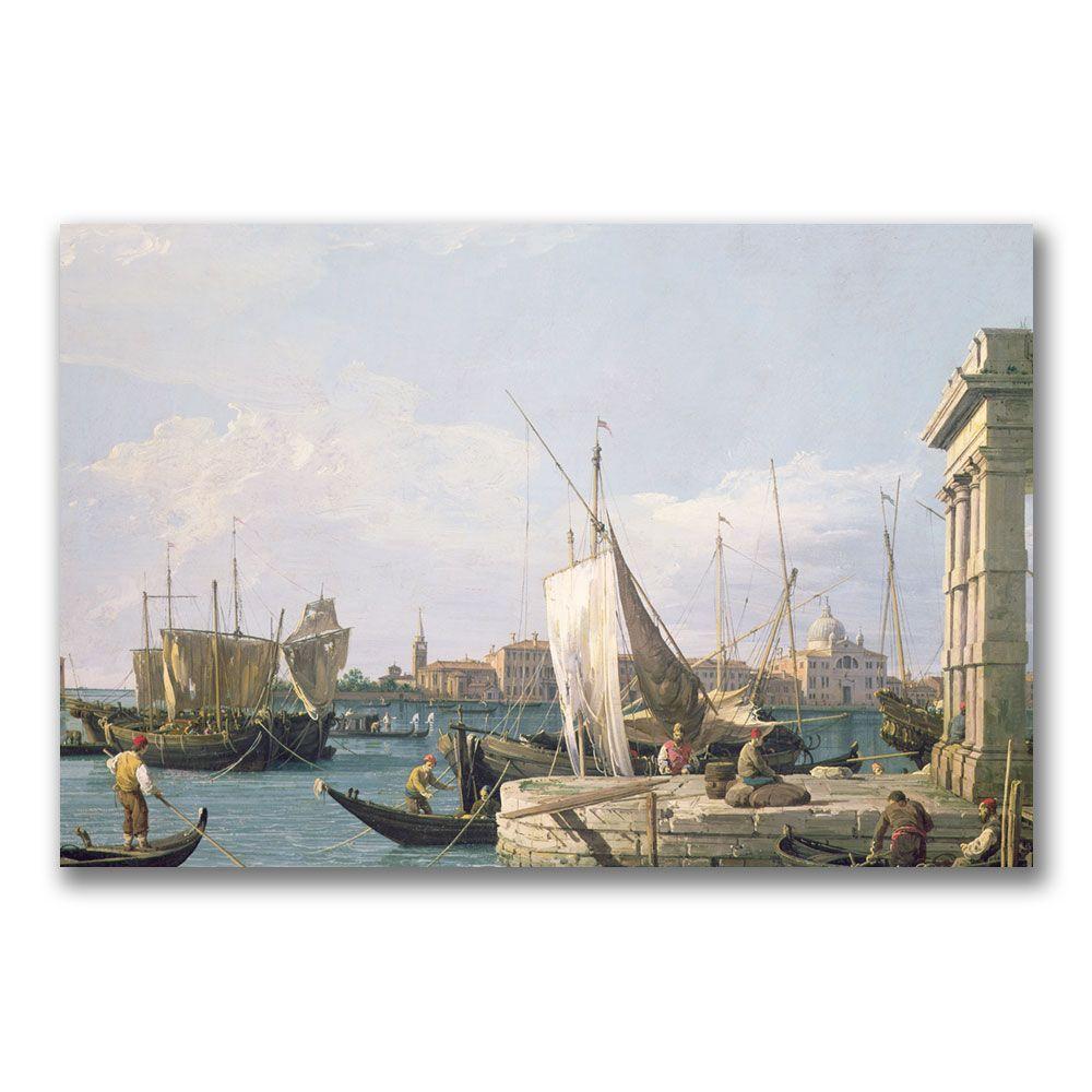 Canaletto uthe punta della doganau art products pinterest