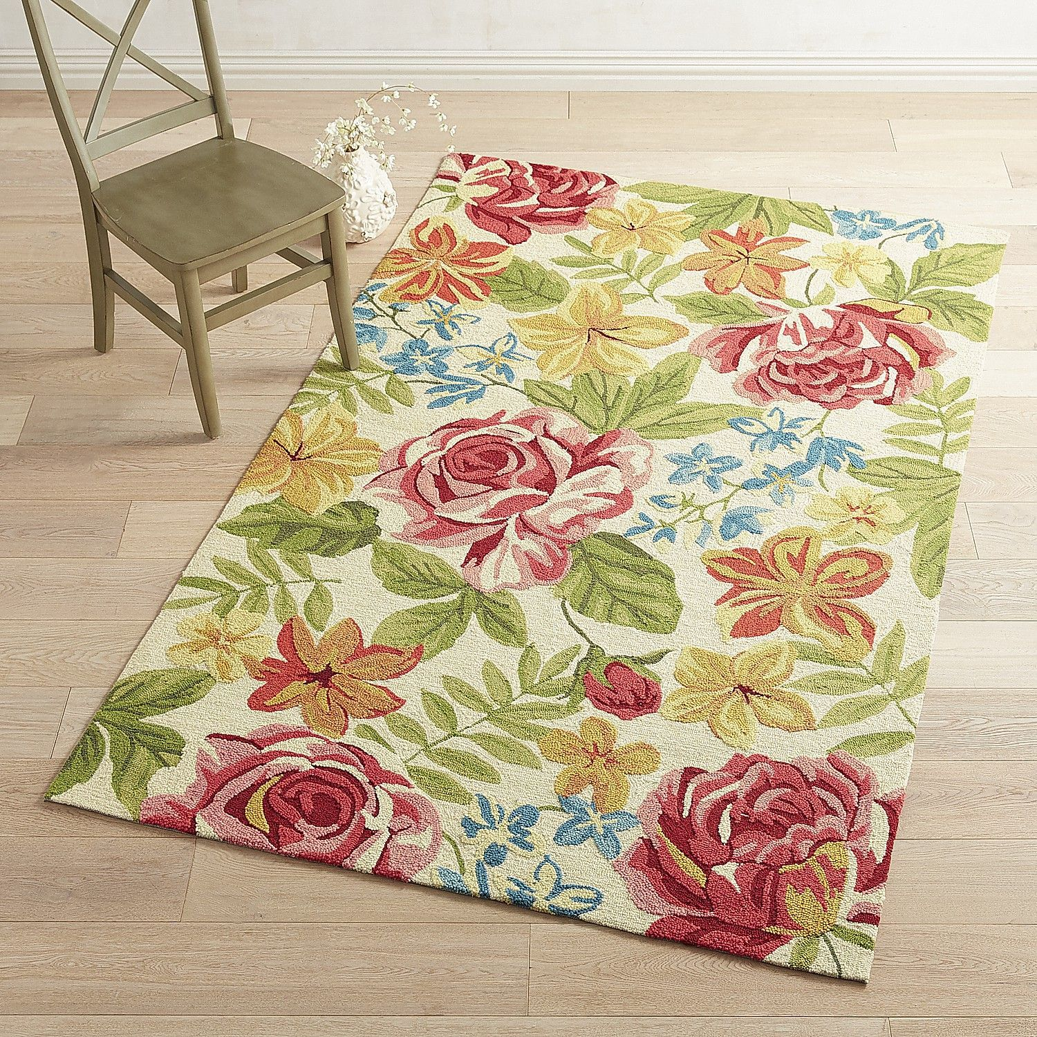 pier 1 living room rugs%0A Living rooms    Lani Floral  x   Rug