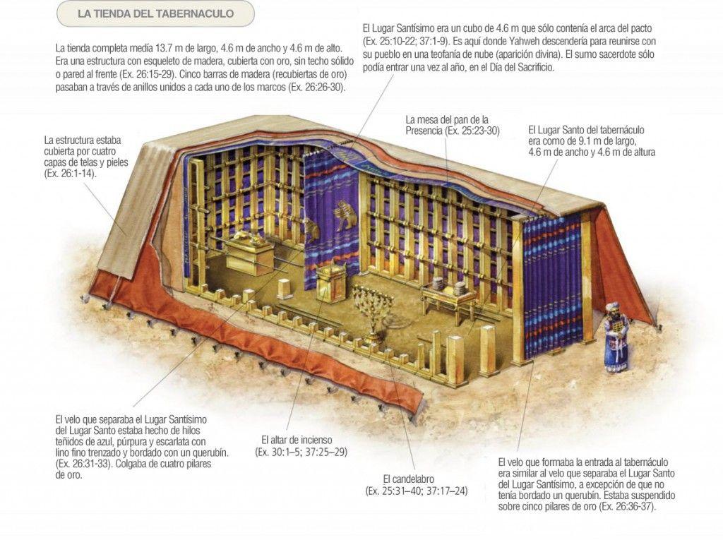 Pin De Jose Moreira En Jose Tabernaculo De Moises Templo Templo De Salomon