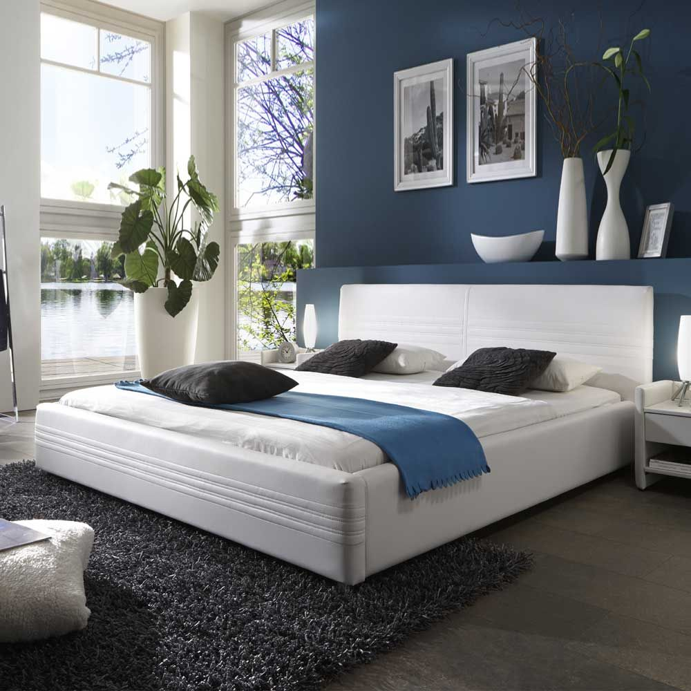 die besten 25 bett 140x200 wei ideen auf pinterest. Black Bedroom Furniture Sets. Home Design Ideas