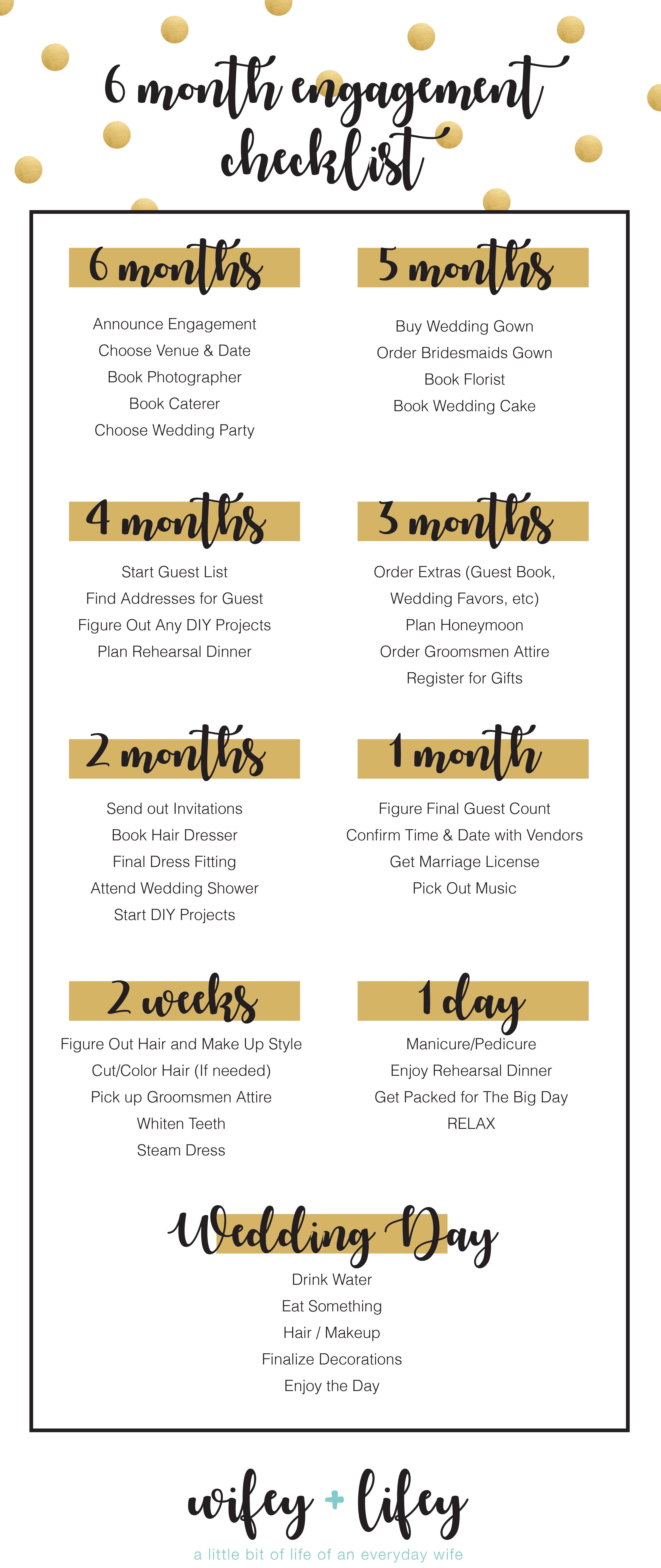 Are You Planning A Short Engagement Here Is A Helpful