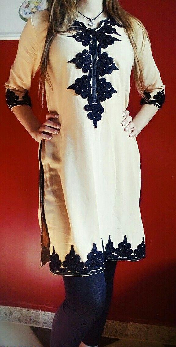 Image Robe D Interieur De Lila Holla Du Tableau Caftan Et