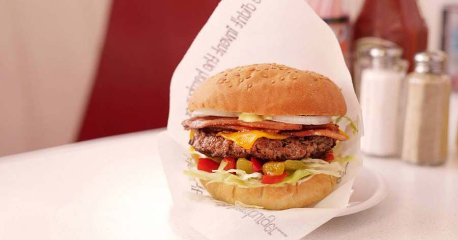 What Fast Food Burgers Look Like Around The World