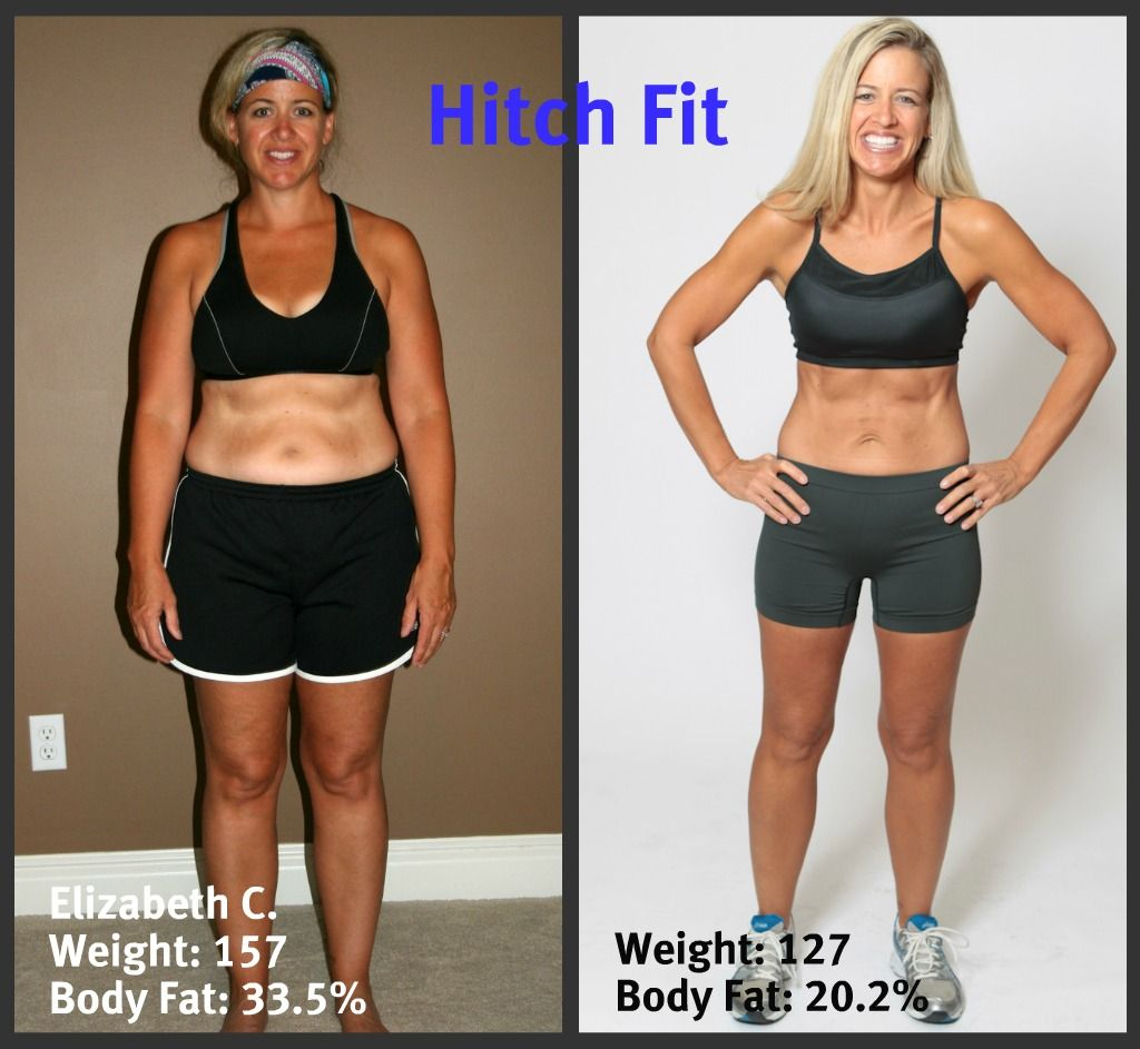Elizabeth lost 30 pounds and 13% body fat in 12 weeks, love this ...