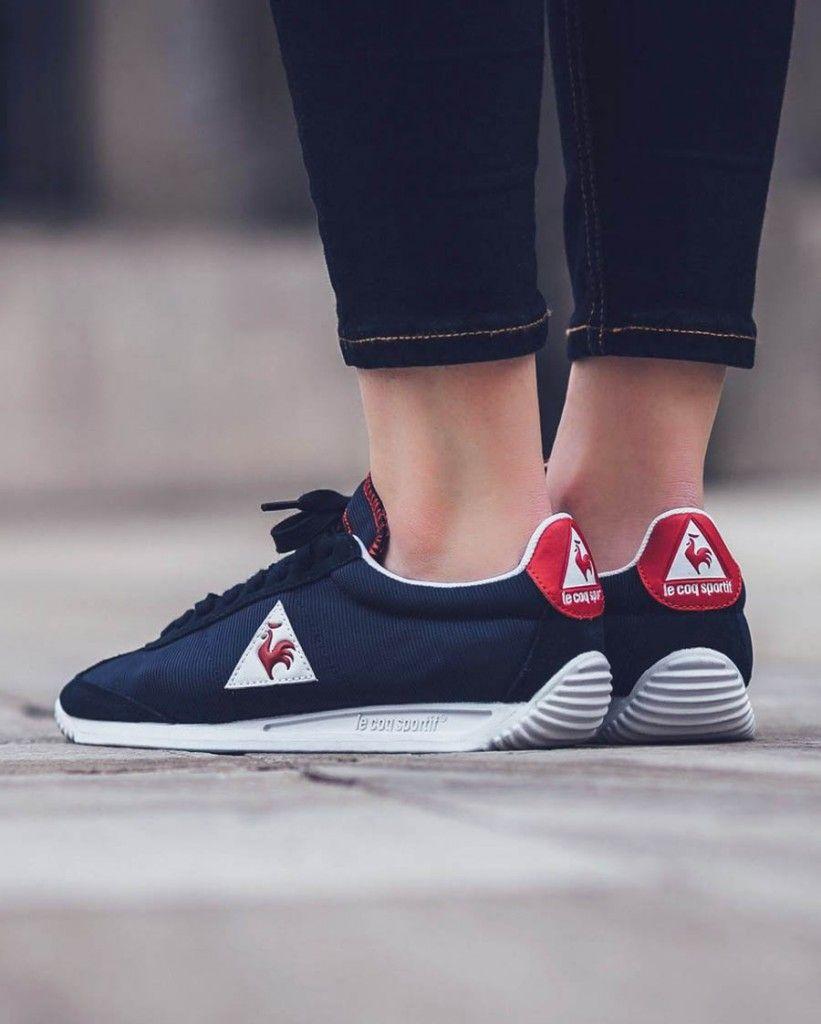 chaussures basses nike adidas coq sportif vans