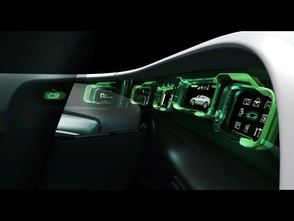 concept car saab 9 x air 2008 futuristic dashboard futuristic car rh pinterest com