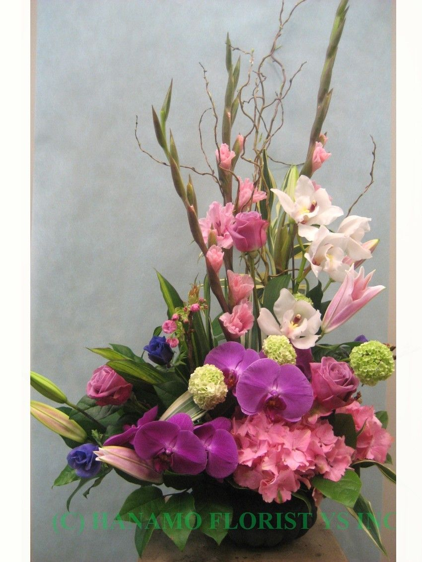Often Called The Art Of Japanese Flower Arrangement Ikebana Is