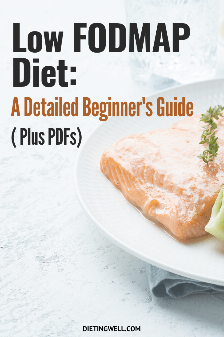 Beginner's Guide to The Low FODMAP Diet
