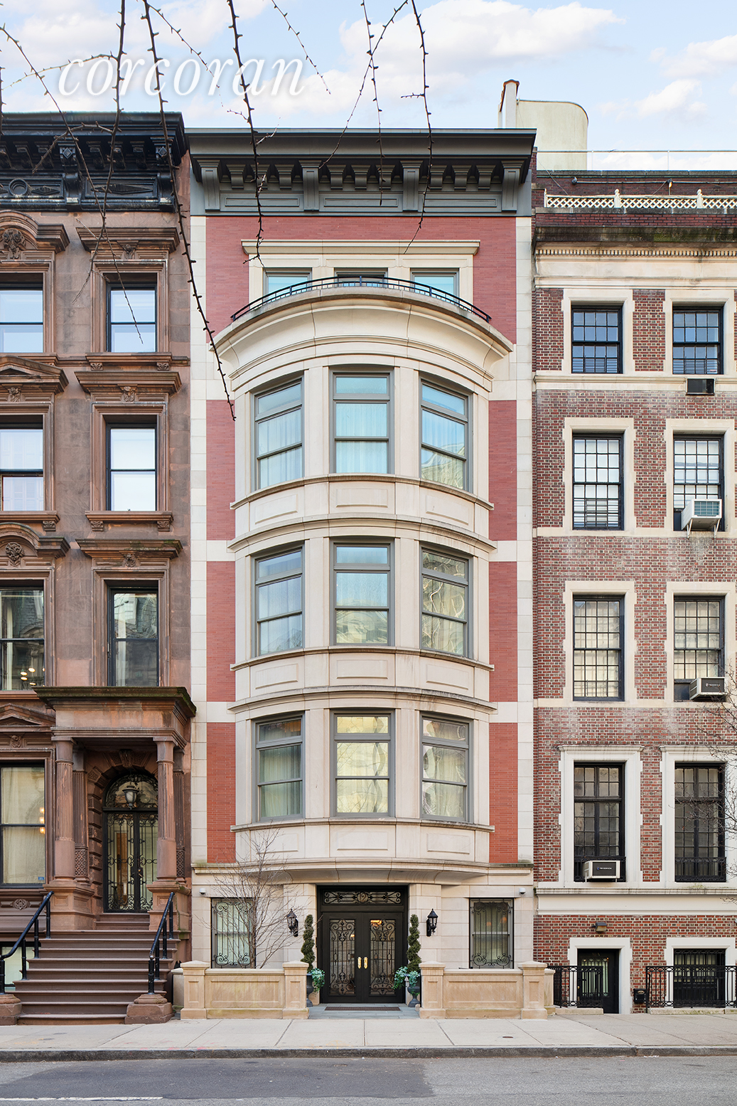 Corcoran 12 East 63rd Street Upper East Side Real Estate Manhattan For Sale Homes Upper East Side T Nyc Real Estate New York Townhouse Manhattan Residence