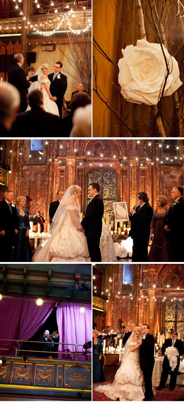 wedding ceremony new york city%0A Creative and Chic New York City Wedding   WeddingWire  The Blog