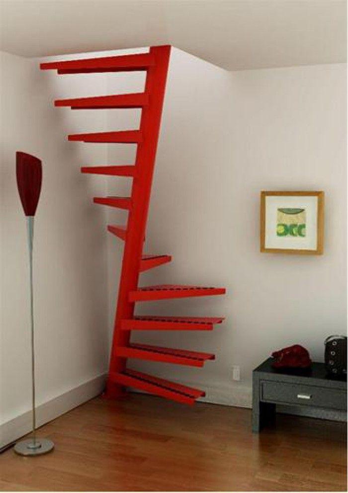Voor de vaste trap naar zolder mooie oplossing kinderkamers pinterest foto 39 s - Midden kamer trap ...