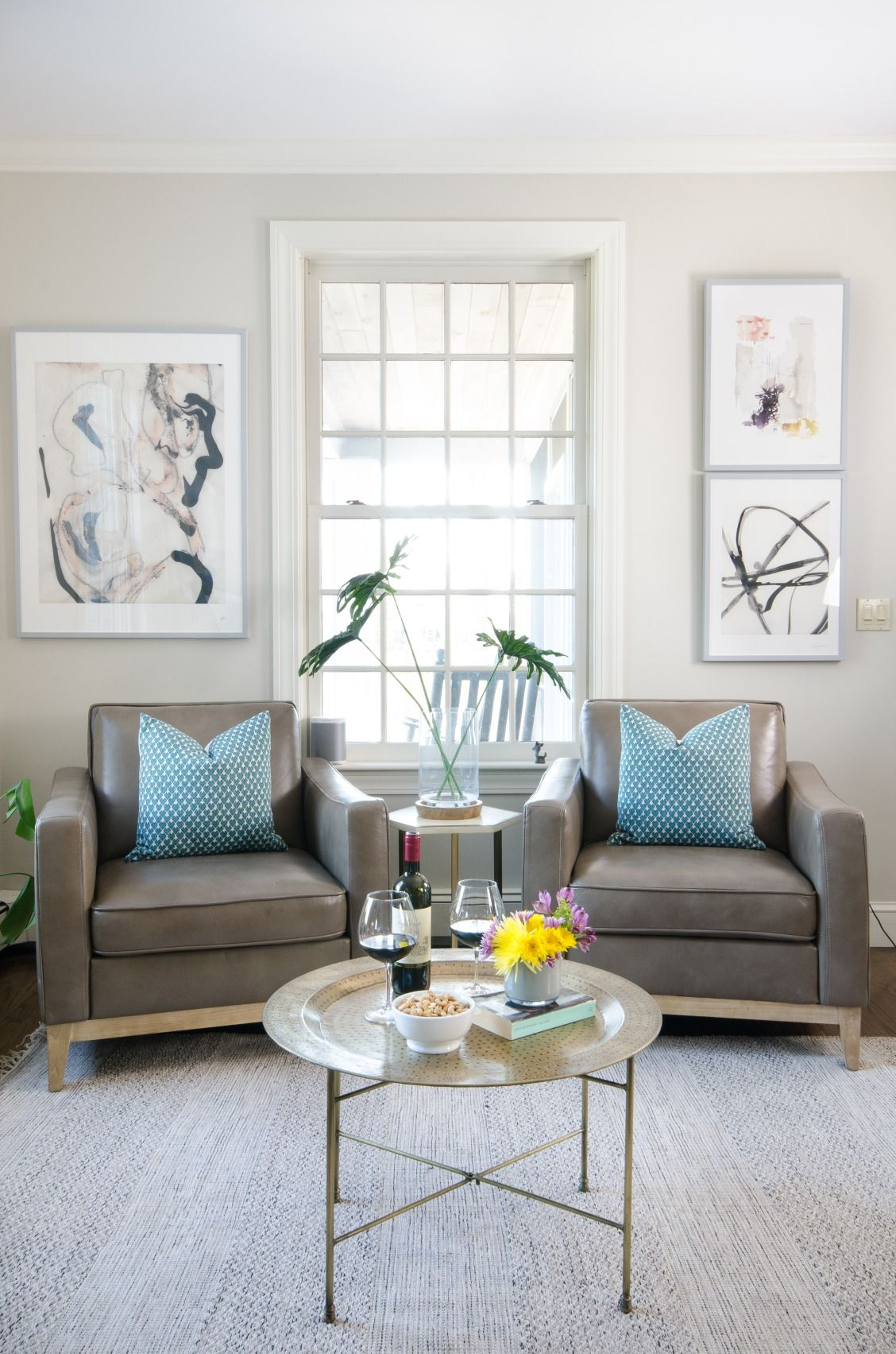 living room in blue%0A If you want your living room to look chic and on trend  the Berkley chair