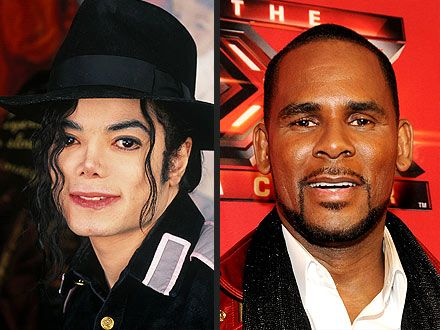 PLEASE EXCUSE ME WHILE I GO BAWL NOW. R. Kelly Shares His Memories of Meeting Michael Jackson | Michael Jackson, R. Kelly