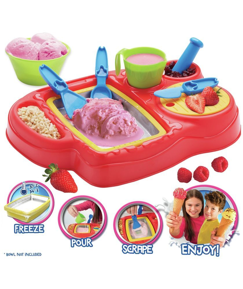 Buy Chill Factor Magic Tray Ice Cream Maker at Argos.co.uk - Your