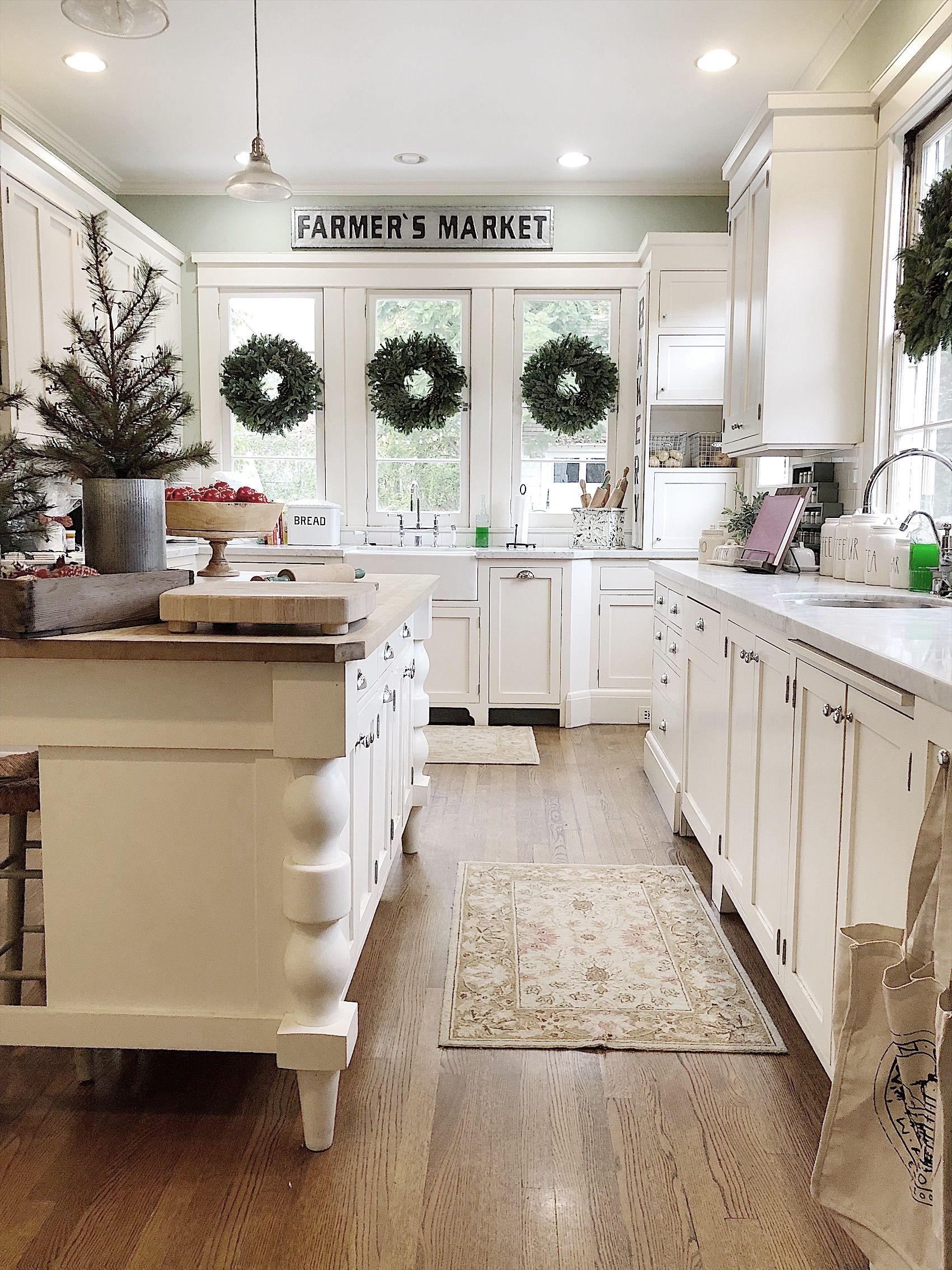 holiday home tour and housewalk christmas house at stonegable rh pinterest com